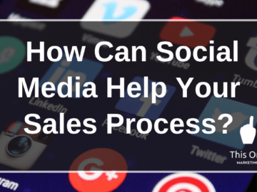 How can social media help your sales process featured image
