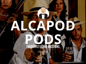 image of Alcapod pod bootleggers engaging in gun slinging activity